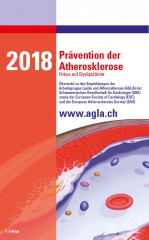 Prävention der Atherosklerose 2018 (Booklet)