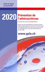 Prévention de l'athérosclérose 2020 (français, PDF)